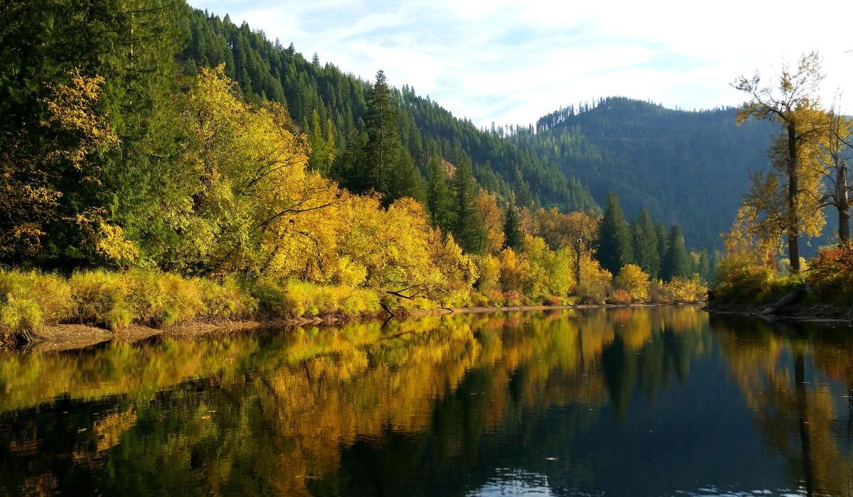 Idaho Free Camping