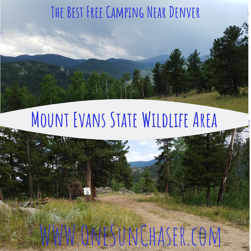 Embedded image for Mount Evans State Wildlife Area