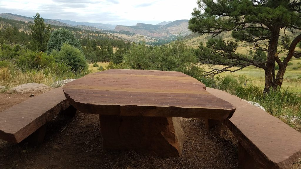 Best Picnic table in Colorado
