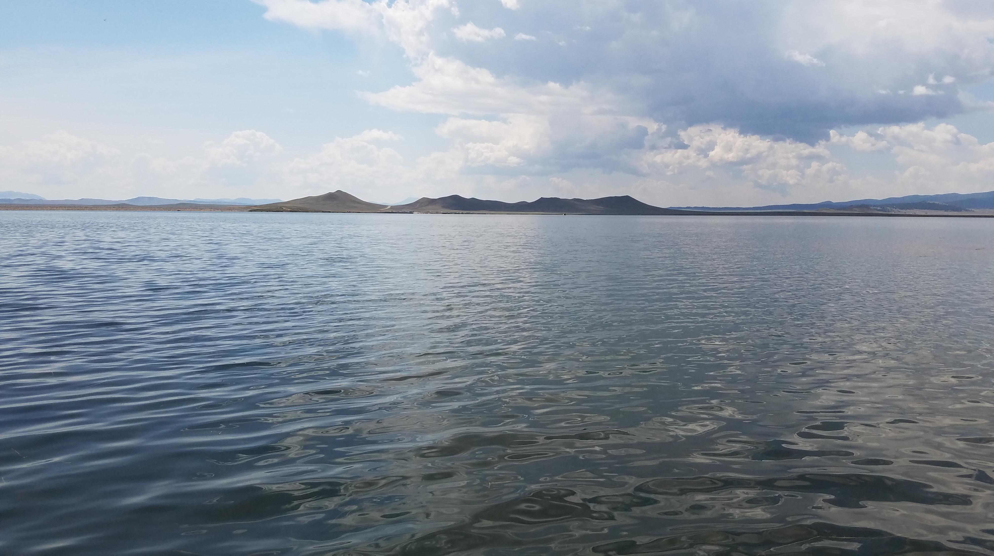 Antero Reservoir in Colorado